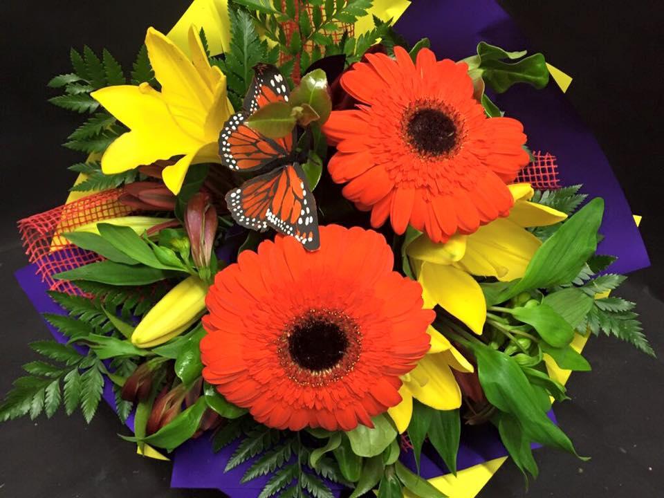 la fleure floriste