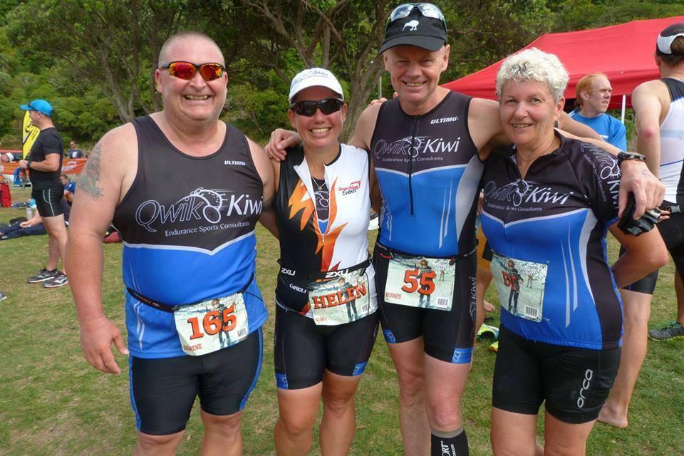 Ironman Training NZ