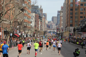 Wanted: Marathoners for Pacing Research