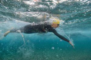 Swim Like A Triathlete, Not A Swimmer