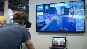 Early Look: Zwift in VR!