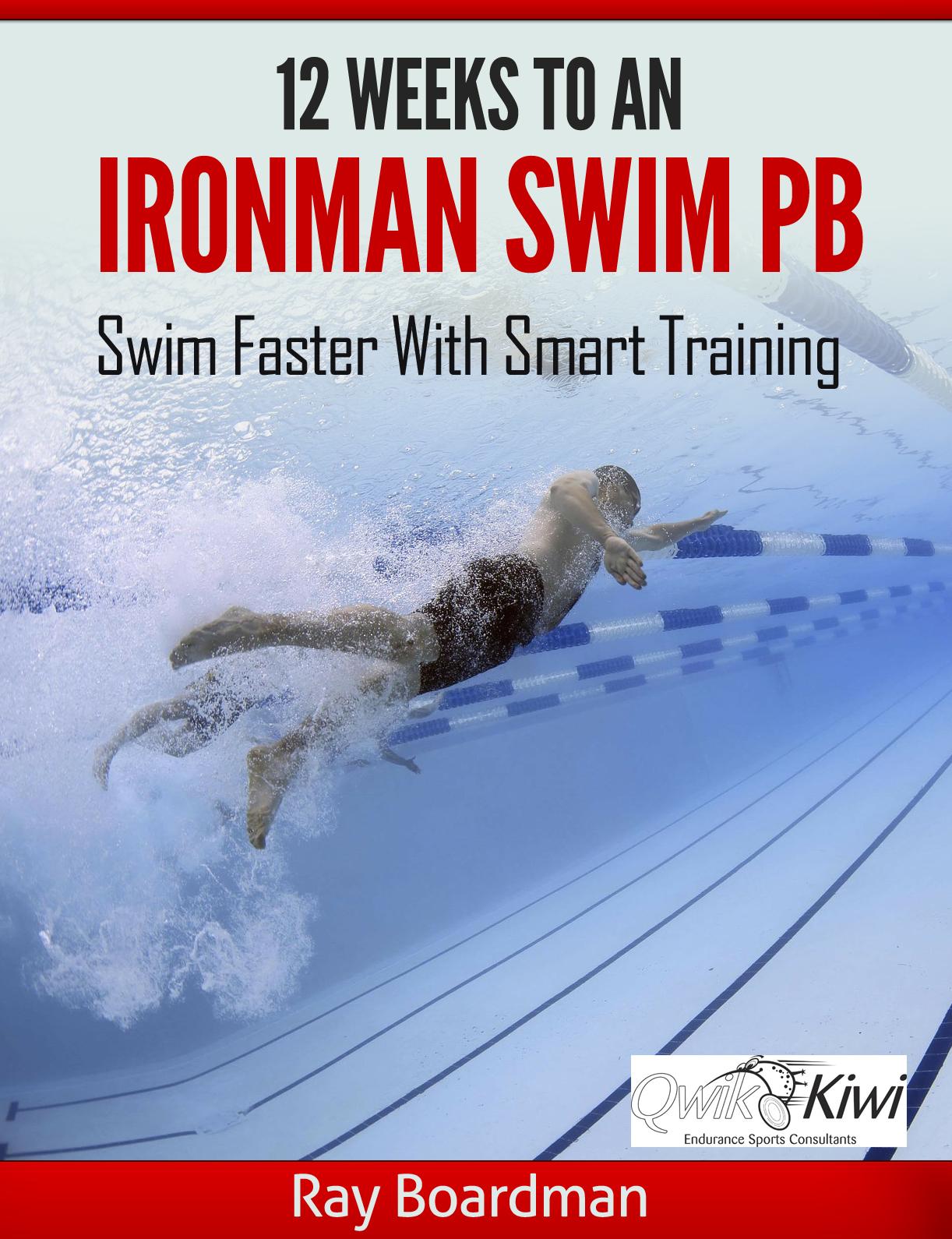 Ironman Swim PR