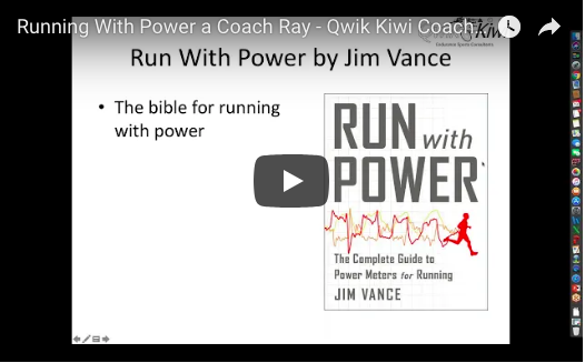 Running With Power
