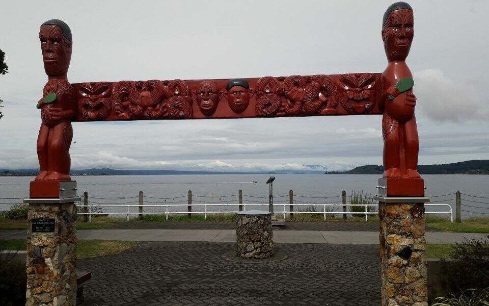 Swim Across Lake Taupo