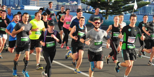 Wellington Half Marathon