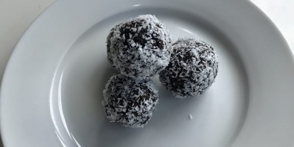 Cheery Ripe Bliss Balls