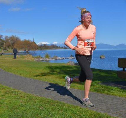 Taupo Half Marathon
