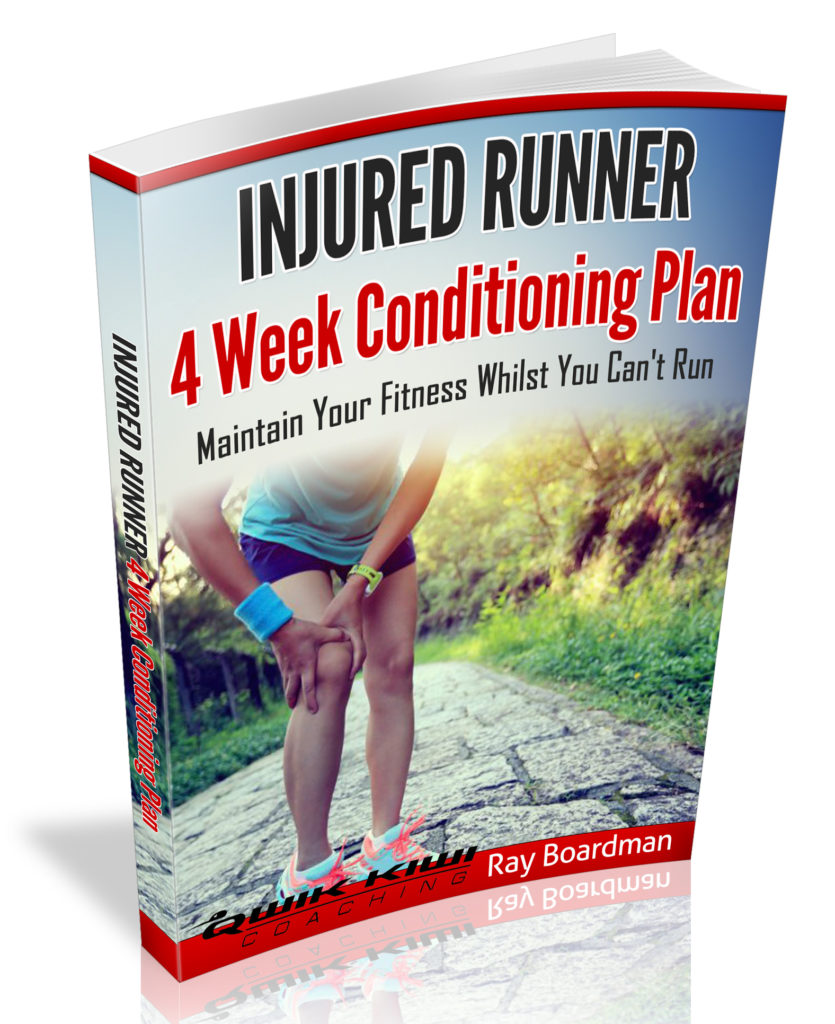 Injured Runner - 4 Week Conditioning Plan