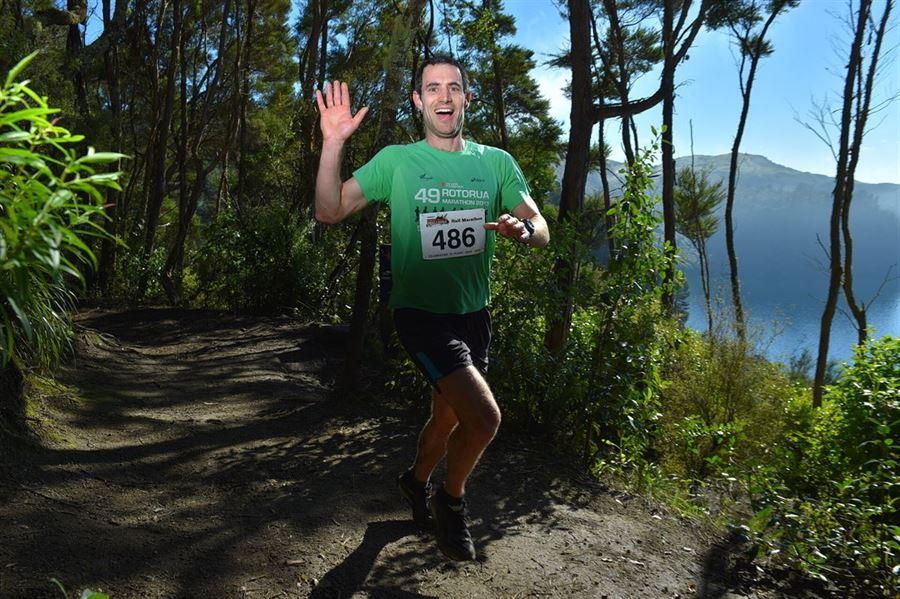 Trail Marathon Training Plan