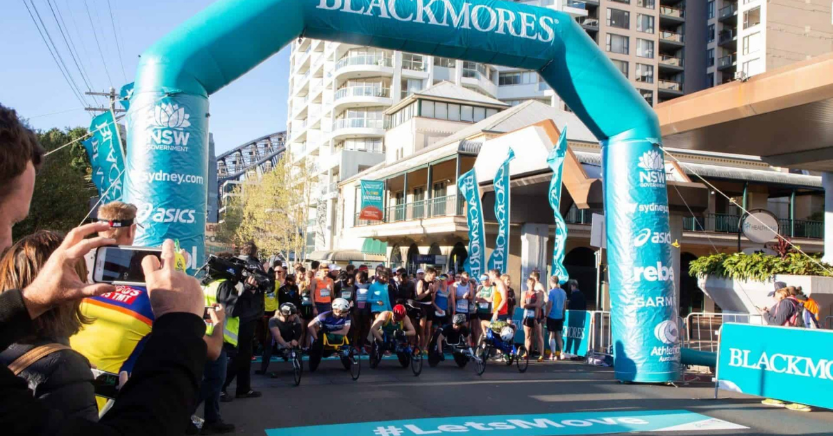 Sydney Marathon Training Plan